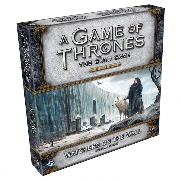 A Game of Thrones: The Card Game - Watchers on the Wall Expansion (2nd Edition)