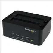 StarTech USB 3.0 to 2.5 / 3.5 inch SATA Hard Drive Docking Station and Standalone HDD / SSD Duplicator