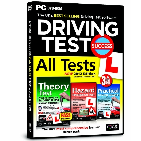 Driving Test Success All Tests 2012 Edition Game PC