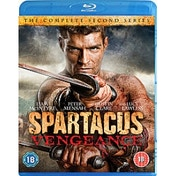 Spartacus Vengeance Series 2 Blu-ray
