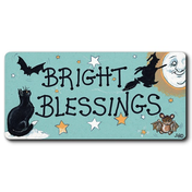 Bright Blessings Smiley Magnet Pack Of 12