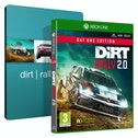 Dirt Rally 2.0 Day One Edition Xbox One Game + Steelbook