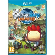 Scribblenauts Unlimited Game Wii U