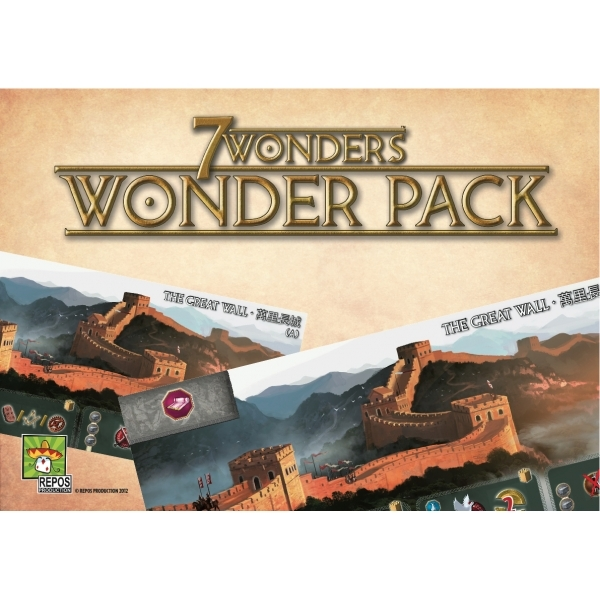 7 Wonders Wonder Expansion Pack