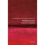 Populism: A Very Short Introduction by Cas Mudde, Cristobal Rovira Kaltwasser (Paperback, 2017)
