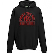 Pierce The Veil - Saw Men's X-Large Hooded Sweatshirt - Black