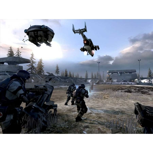 Battlefield 2142 Deluxe Edition Game PC - Image 2
