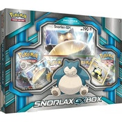 Pokemon TCG Snorlax GX Box