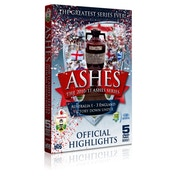 The Ashes Series 2010-2011 The Official Highlights 5 DVD