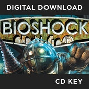 Bioshock Game PC CD Key Download for Steam