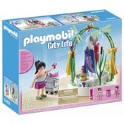 Playmobil City Life Shopping Centre Clothing Display