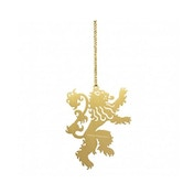 Lannister (Game of Thrones) House Sigil Hanging Metal Ornament