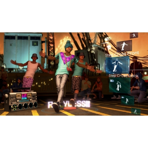Kinect Dance Central Game Xbox 360 - Image 4