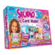 John Adams Studio 3D Cards Maker