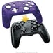 PDP Face off Deluxe Switch Controller and Audio (Camo Purple) for Nintendo Switch - Image 3