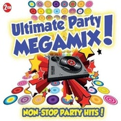 Ultimate Party Megamix CD