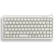Cherry Compact Keyboard G84-4100 Light Grey EU - G84-4100LCMEU-0 - Image 2