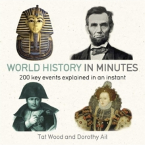World History in Minutes : 200 Key Concepts Explained in an Instant