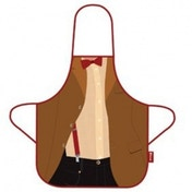 Doctor Who 50th Anniversary The Eleventh Childrens PVC Character Apron