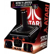 Ex-Display Atari AV TV Plug & Play Joystick Console with 50 Games Used - Like New