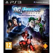 DC Universe Online Game PS3