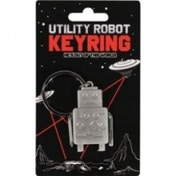 Paladone Robot Utility Key Ring with Screwdrivers and Bottle Opener