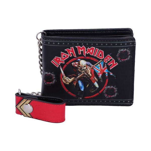 Iron Maiden Eddie Trooper Wallet