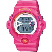 Casio BG6903-4BER Baby-G Watch with Resin Band (Pink)