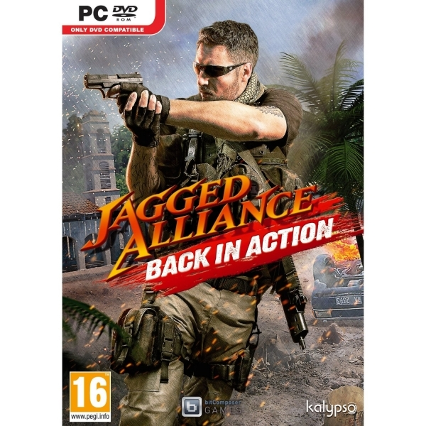 Jagged Alliance Back In Action Game PC - Image 1