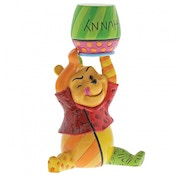 Winnie the Pooh and Honey Disney Britto Mini Figurine