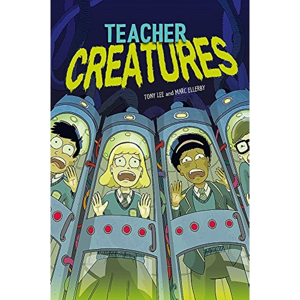 EDGE: Bandit Graphics: Teacher Creatures  Hardback 2018