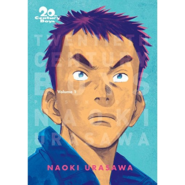 20th Century Boys: The Perfect Edition, Vol. 1  Paperback / softback 2018