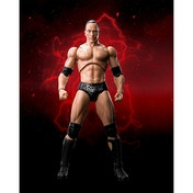 The Rock (WWE) Bandai Tamashii Nations Figuarts Figure