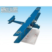 Wings of Glory: German Zeppelin Staaken R.VI (Schoeller Edition)