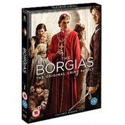 Borgias: The First Season DVD