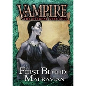 First Blood: Malkavian: Vampire: The Eternal Struggle Expansion Card Game
