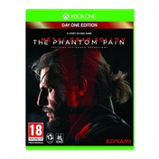 (Pre-Owned) Metal Gear Solid V The Phantom Pain Day One Edition Xbox One Game Used - Like New