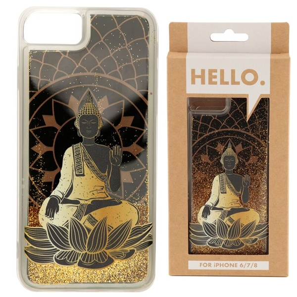 Thai Buddha Design iPhone 6/7/8 Phone Case