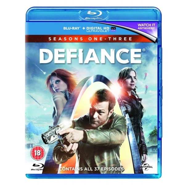 Defiance - Season 1-3 Blu-ray