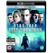 Star Trek: Into Darkness 4K UHD Blu-ray