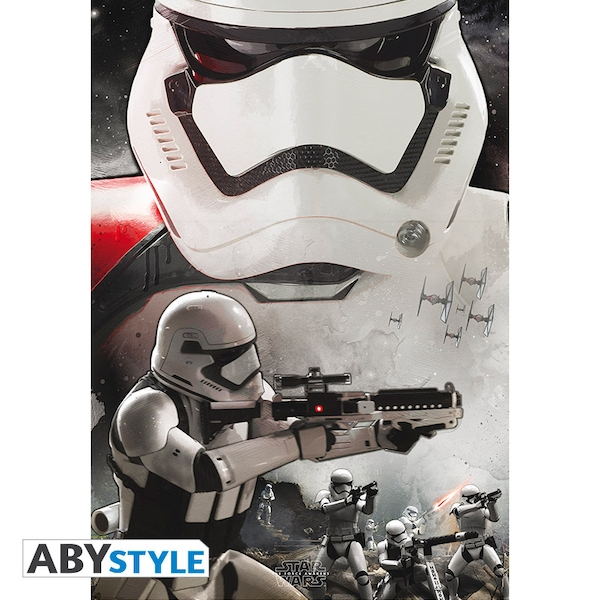 Star Wars - Stormtroopers Ep7 Maxi Poster