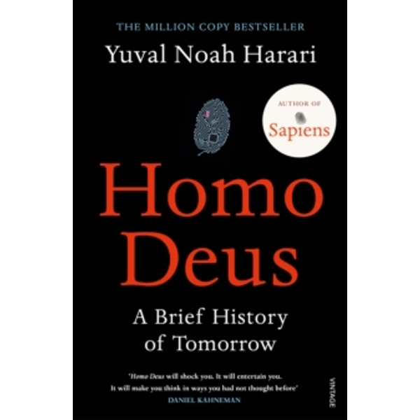 Homo Deus : A Brief History of Tomorrow