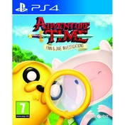 Adventure Time Finn and Jake Investigations PS4 Game