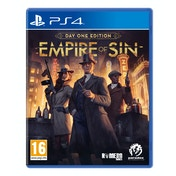 Empire of Sin Day One Edition PS4 Game