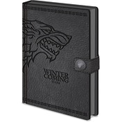 Game of Thrones - Stark Premium Notebook
