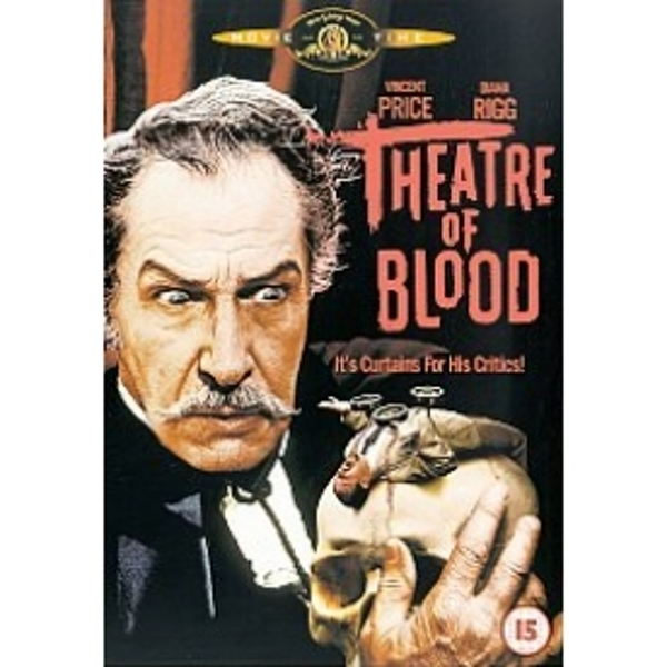 Theatre Of Blood DVD