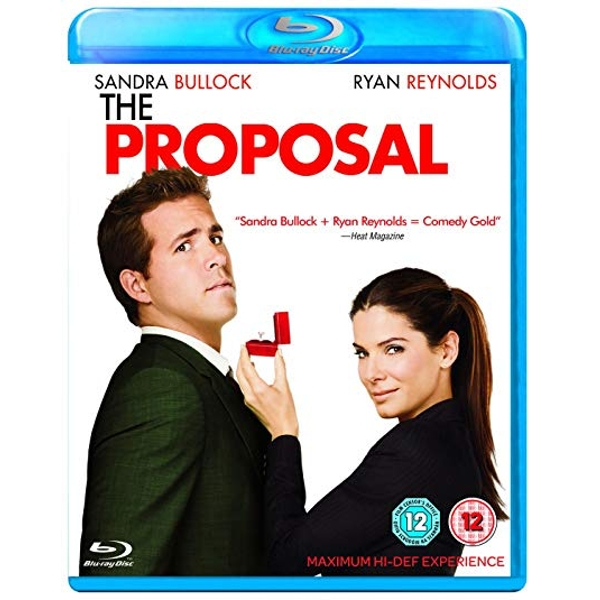The Proposal Blu-ray