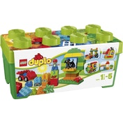 Lego Duplo Creative Play All in One Box of Fun