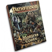 Pathfinder Roleplaying Game Monster Codex Hardcover