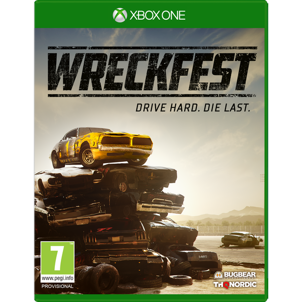 Wreckfest Xbox One Game - Image 1